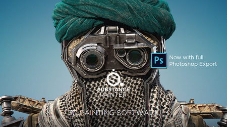 Allegorithmic Substance Painter 2.5.3.1521 Mac OS X
