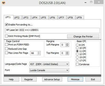 DOS2USB 2.2 Build 3 Premium