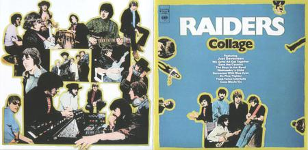 The Raiders - Collage (1969)