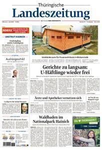 Thüringische Landeszeitung Unstrut-Hainich-Kreis - 04. April 2018