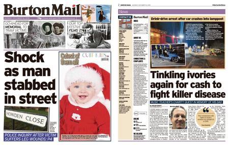 Burton Mail – December 16, 2019