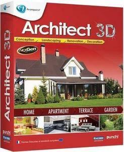 Avanquest Architect 3D Interior Design 2017 19.0.1.1001