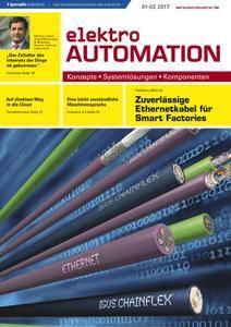 Elektro Automation - Nr.1-2 2017