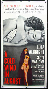 A Cold Wind in August (1961)