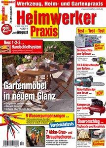 Heimwerker Praxis Magazin Juli August No 04 2011