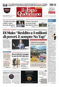 Il Fatto Quotidiano - 03 settembre 2018