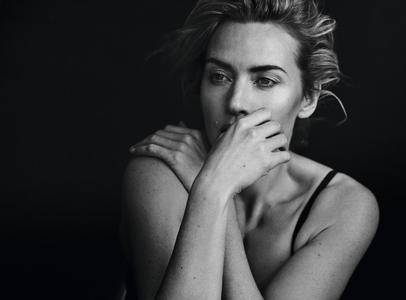 Kate Winslet by Peter Lindbergh for L'Express Styles May 31, 2017