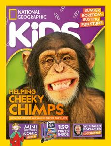 National Geographic Kids UK – July 2020