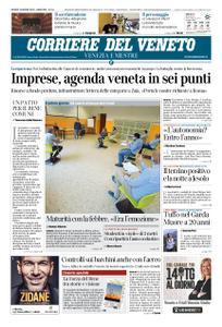 Corriere del Veneto Venezia e Mestre – 18 giugno 2020