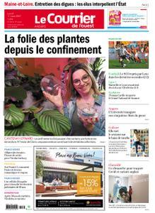 Le Courrier de l'Ouest Angers – 01 mars 2021