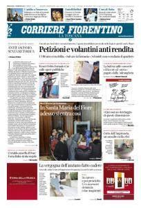 Corriere Fiorentino La Toscana - 21 Febbraio 2018