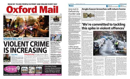 Oxford Mail – October 23, 2019