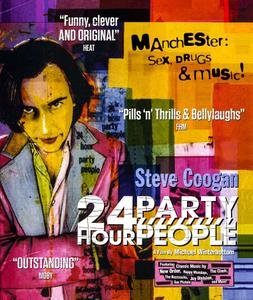 24 Hour Party People (2002) + Extras