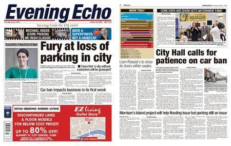 Evening Echo – April 05, 2018