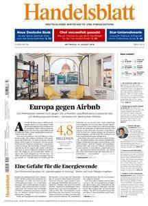 Handelsblatt - 15. August 2018