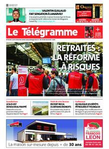 Le Télégramme Brest – 02 décembre 2019