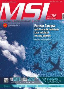 MSI Dergisi - Mart 2018