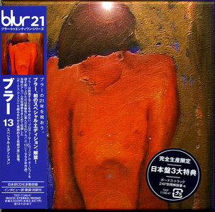 Blur - 13 (1999) 2CD Japanese Special Edition 2012 [Re-Up]