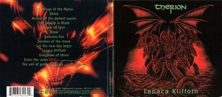 Therion - Lepaca Kliffoth (1995) [2004, Nuclear Blast NB 216-2]