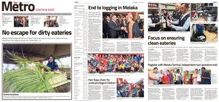 The Star Malaysia - Metro South & East – 12 June 2018