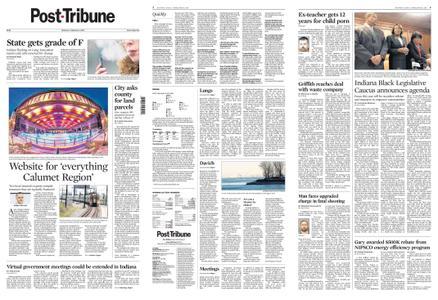 Post-Tribune – February 01, 2021