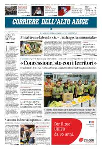 Corriere dell'Alto Adige – 25 novembre 2018