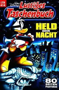 413478 Description Lustiges Taschenbuch 001  479 LTB 414 Held der Nacht 1  Auflage Ehapa 2011 cbr 79 60 GB