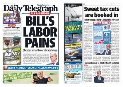 The Daily Telegraph (Sydney) – December 18, 2018