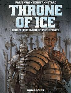 Humanoids-Throne Of Ice Vol 02 The Blood Of The Initiate 2021 Hybrid Comic eBook