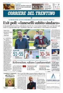 Corriere del Trentino – 22 settembre 2020