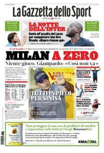 La Gazzetta dello Sport Roma – 26 agosto 2019