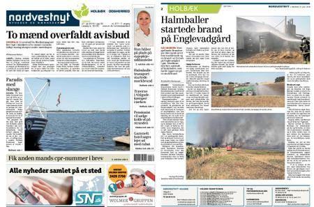 Nordvestnyt Holbæk Odsherred – 27. juli 2018