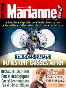 Marianne - 28 Mai 2021