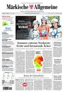 Neue Oranienburger Zeitung - 06. Juli 2018