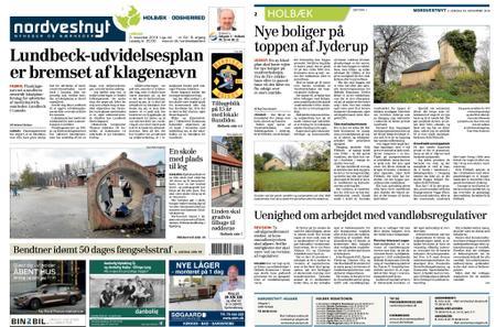Nordvestnyt Holbæk Odsherred – 03. november 2018