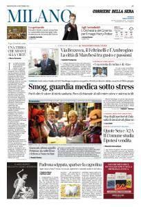 Corriere della Sera Milano - 27 Dicembre 2017