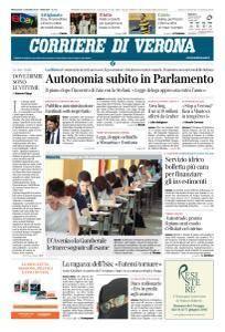 Corriere di Verona - 13 Giugno 2018