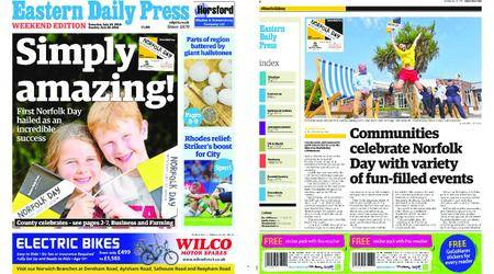 Eastern Daily Press – July 28, 2018