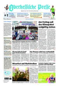 Oberhessische Presse Marburg/Ostkreis - 16. September 2019