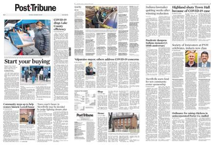 Post-Tribune – November 28, 2020