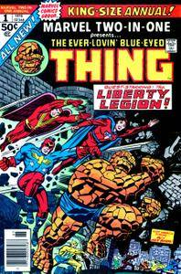 Marvel Two-In-One v1 Annual 001 Liberty Legion 1976 Blasty World Tour-DCP