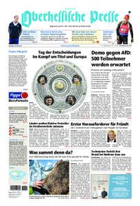 Oberhessische Presse Hinterland - 18. Mai 2019