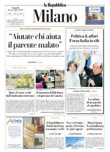 la Repubblica Milano - 15 Novembre 2019