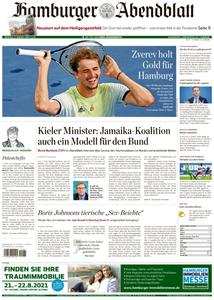 Hamburger Abendblatt - 02 August 2021