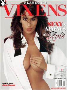 Playboy's Vixens - April/May 2006