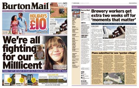 Burton Mail – July 09, 2019