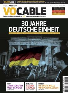 Vocable Allemand - 1 Octobre 2020