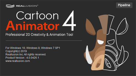 Reallusion Cartoon Animator 4.02.0627.1 Pipeline