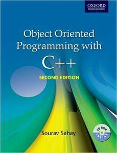 Object Oriented Programming with C++, 2nd edition (Repost)