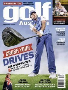 Golf Australia - February 2018